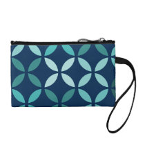 Mod Pattern Change Purse