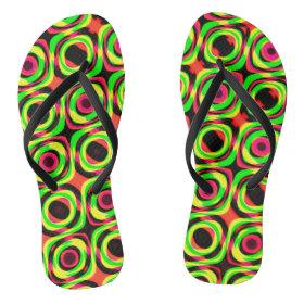 Mod Pattern Flip Flops