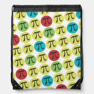 Mod Pi Drawstring Bag