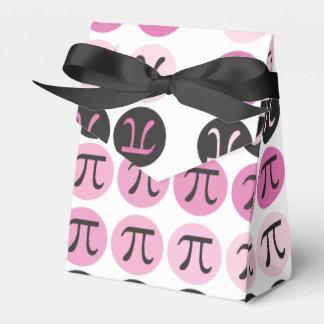 Mod Pi  - Pink Pi Favor Box