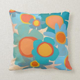Mod Pop Four Pillow