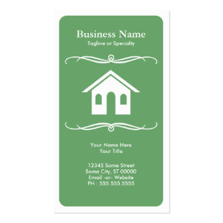 mod real estate business card