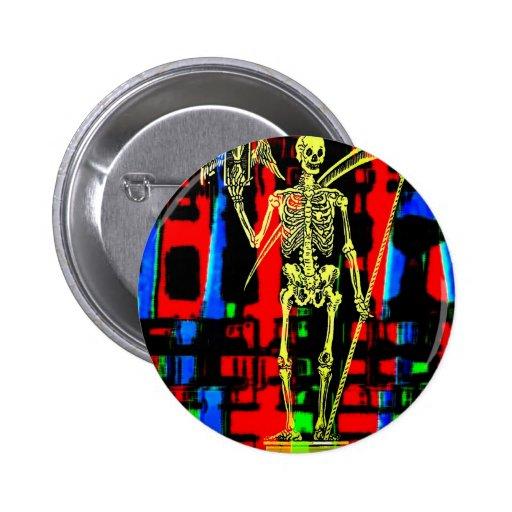 Mod Reaper 2 Inch Round Button