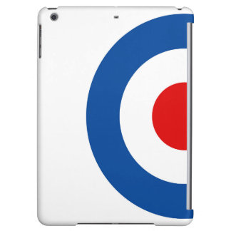 Mod Roundel Case Savvy Glossy iPad Air Case
