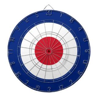 mod roundel dartboard