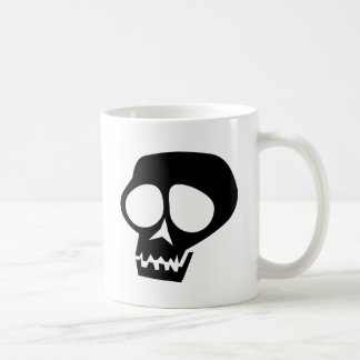 Mod Skull Coffee Mug