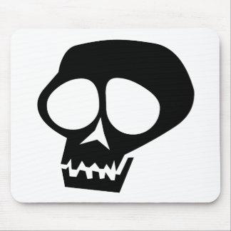 Mod Skull Mouse Pad