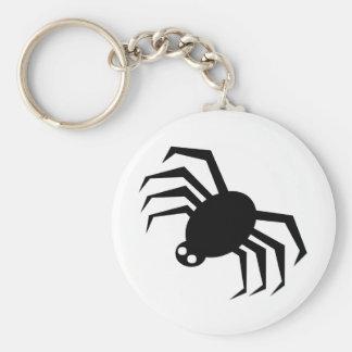 Mod Spider Keychain