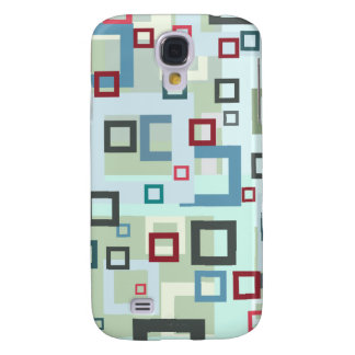 Mod Squares iPhone 3G Cover Samsung Galaxy S4 Covers