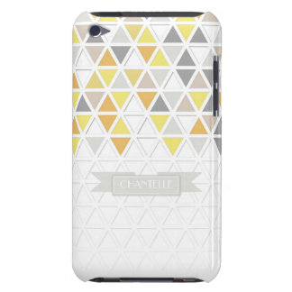 Mod Style Triangle Pattern Triangular Geometric iPod Touch Case