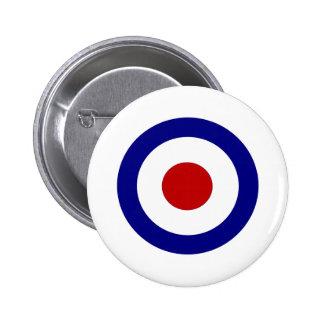 Mod Target 2 Inch Round Button
