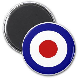 Mod Target 2 Inch Round Magnet