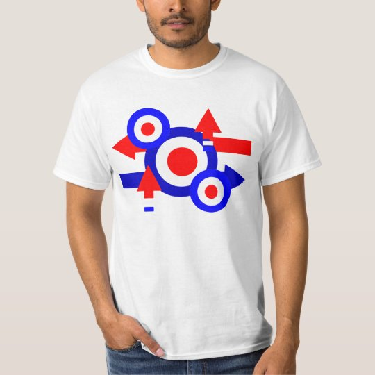 Mod target And Arrows 2011 T-Shirt