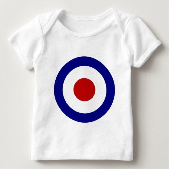 Mod Target Baby T-Shirt
