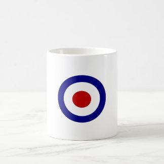 Mod Target Coffee Mug