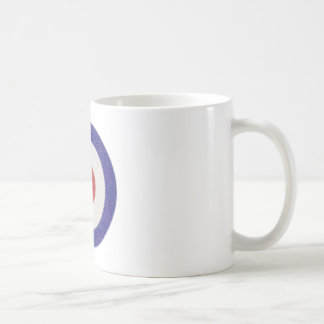 Mod Target Distressed Mugs