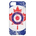 MOD Target Grunge Canada Wild iPhone 5C Case