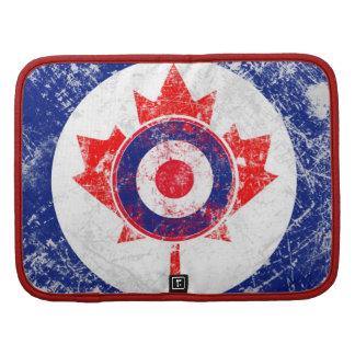 MOD Target Grunge Canada Wild Folio Planner