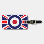 Mod Target Mods England Target Scooter Tags For Luggage
