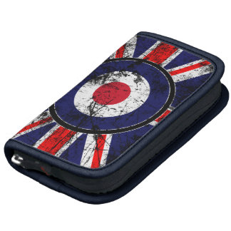 Mod Target Mods England Target Scooter Folio Planners