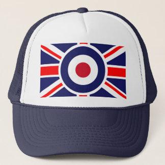 Mod Target Mods England Target Scooter Trucker Hat