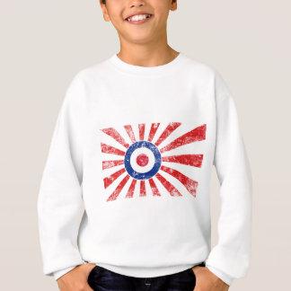 Mod Target Mods Sunburst Target Roundel Sweatshirt