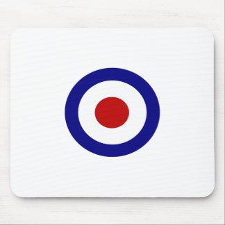 Mod Target Mouse Pad