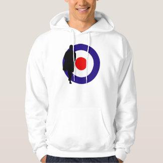 mod target my generation design hoody