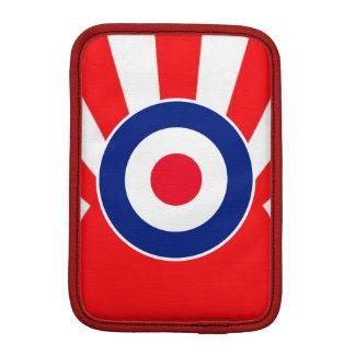 MOD Target on Burst Japan Sleeve For iPad Mini