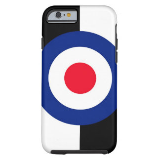 Mod Target Roundel Classic Tough iPhone 6 Case