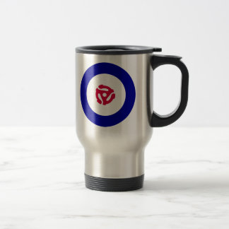 Mod Target Travel Mug - 45rpm!