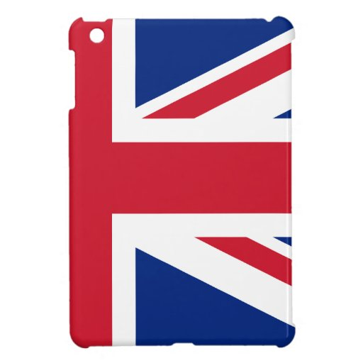 Mod UK Flag Union Jack iPad Mini Case