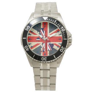 Mod United Kingdom Map Union Jack Watch