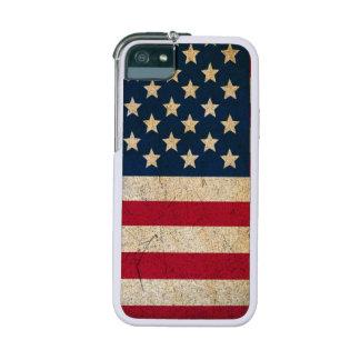 Mod USA Flag Stars and Stripes iPhone Case