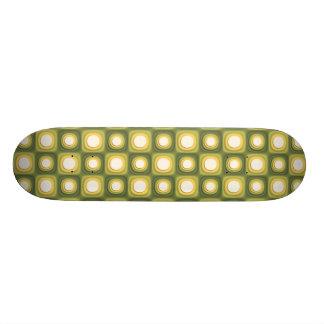 MOD verde Polkadots Patín