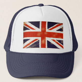 Mod Vintage Union Jack Trucker Hat
