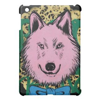 Mod Wolf iPad case
