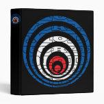 Mod World Target Black Binder