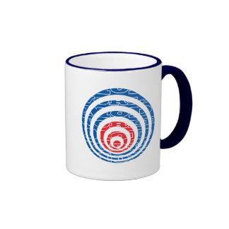 Mod World Target Mug