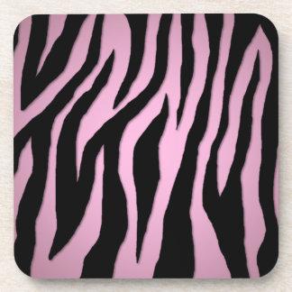 Mod Zebra Coasters
