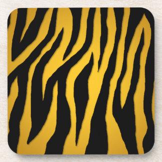 Mod Zebra Drink Coaster