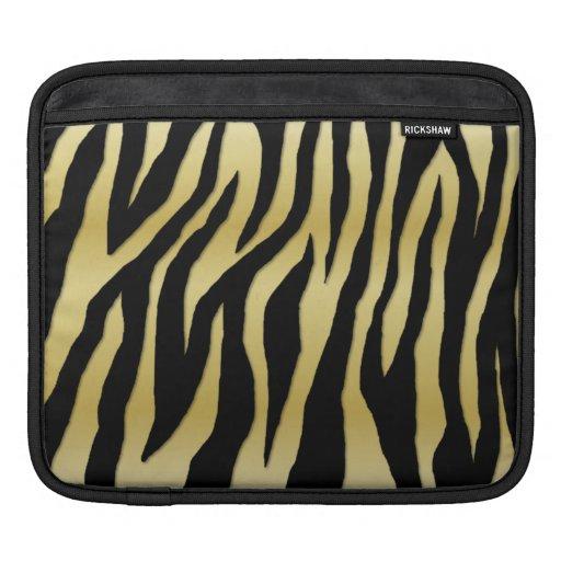 Mod Zebra iPad Sleeves