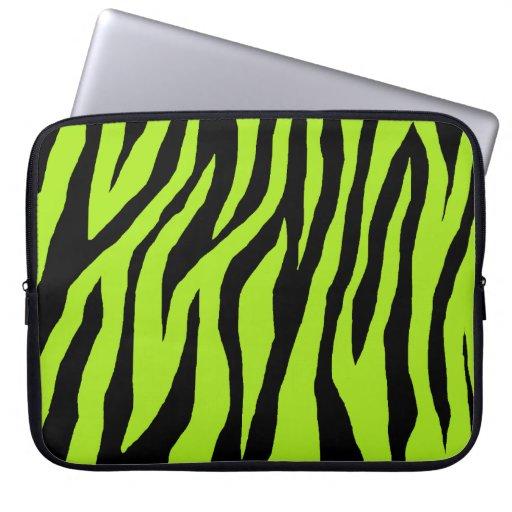 Mod Zebra Laptop Computer Sleeves