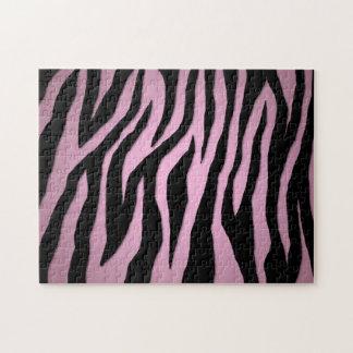 Mod Zebra Pattern Puzzles
