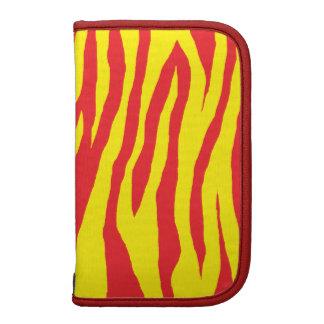 Mod Zebra Folio Planner