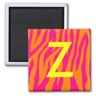 Mod Zebra Print Magnet
