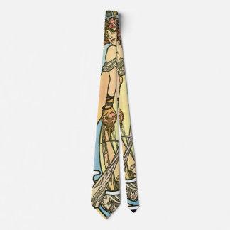 Moda 1901 de Nouveau del arte Corbatas Personalizadas