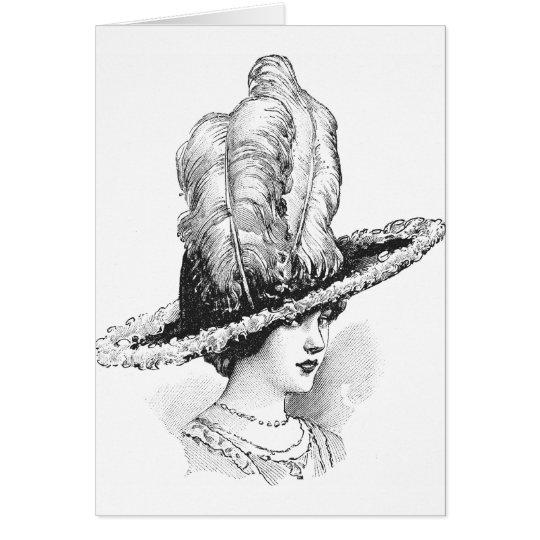Moda 1911 tarjeta pequeña