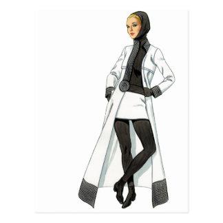 Moda 1966 de Cardin