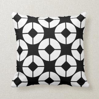 Moda casera geométrica 2012 cojín